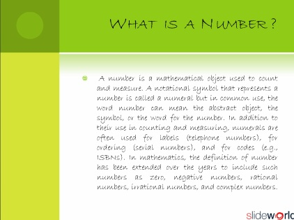 Number System