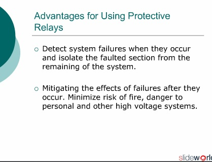 RELAY  PROTECTION SCHEMES