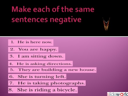 Verbs bring words to life