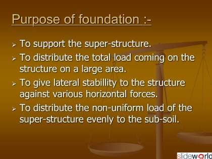 ppt on raft foundation