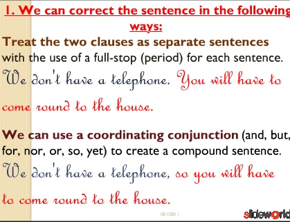 common mistake in english