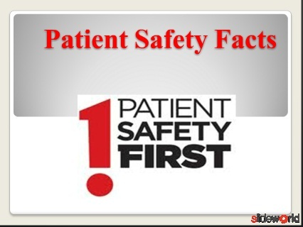 patient safety facts