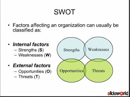 SWOT Analysis 