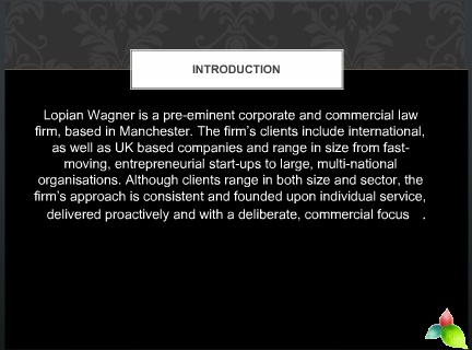 Lopian Wagner A Biography