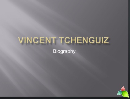 Vincent Tchenguiz Biography 