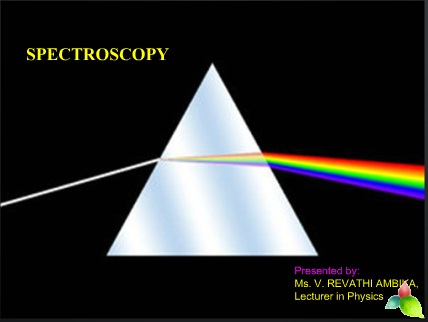 SPECTROSCOPY