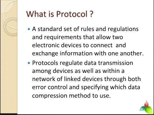 Protocol