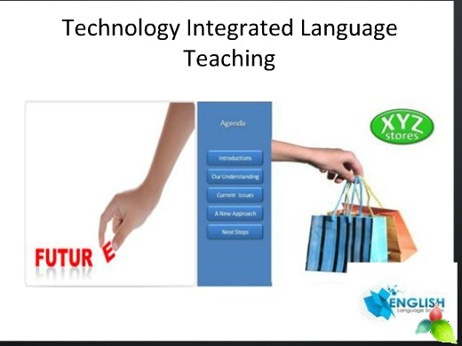 TECHNOLOGY INTEGRATED LANGUAGE TEACHING
