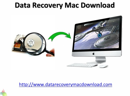 Data Recovery Mac Download