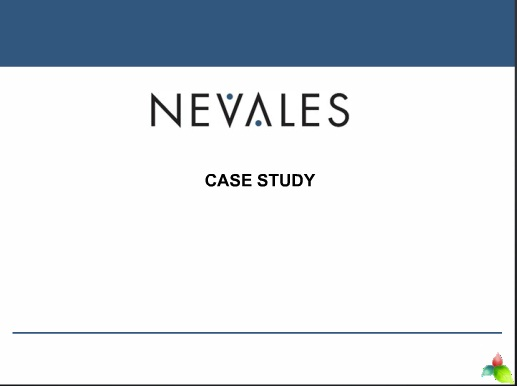 Nevales Success story