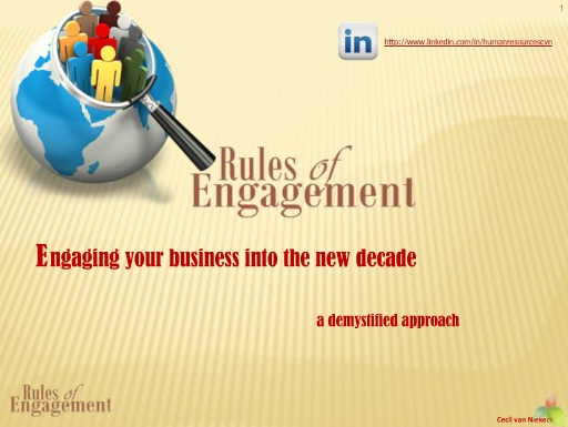 Employee Engagement Demystified