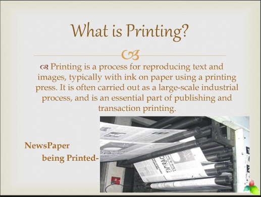 Print Culture