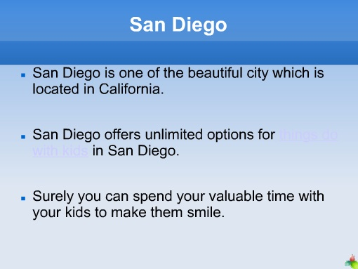 Best San Diego Attraction for Kids