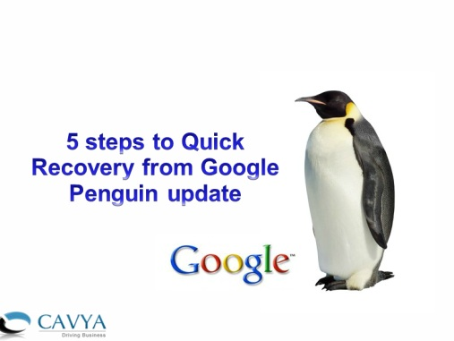 Google Penguin Recovery