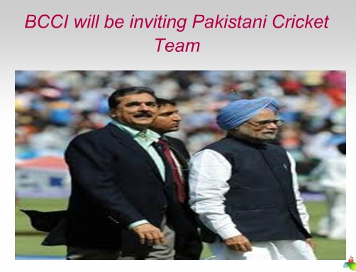 IndoPak Cricket Series 2012: A PPT Presentation