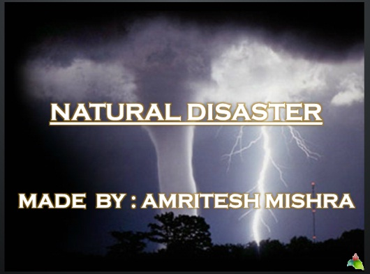 Natural Disastet