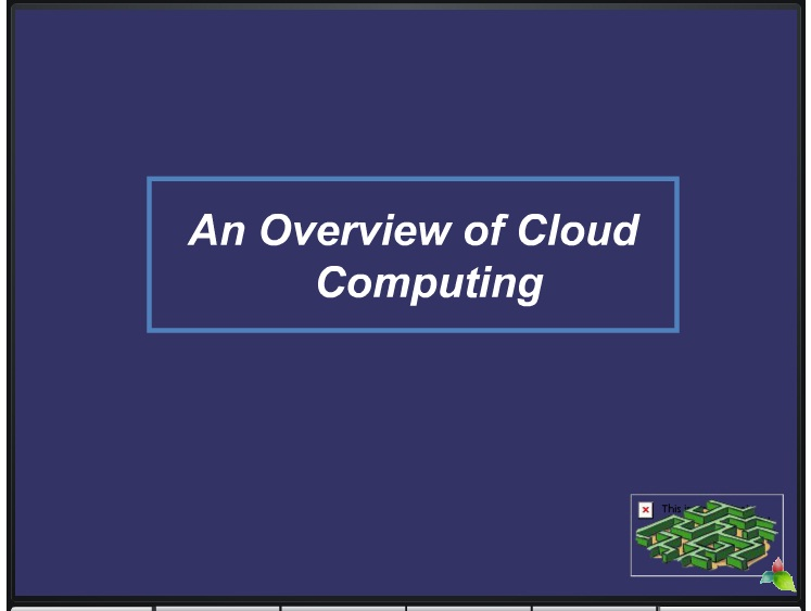 Cloud Computing PPT Presentation
