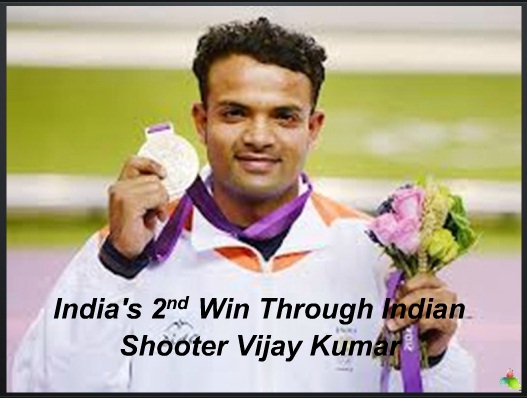 Olympics 2012 PPT: Vijay Kumar Won Silver