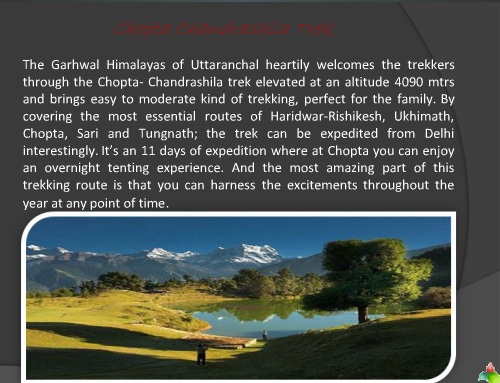 4 alluring family adventure holiday destinations in India