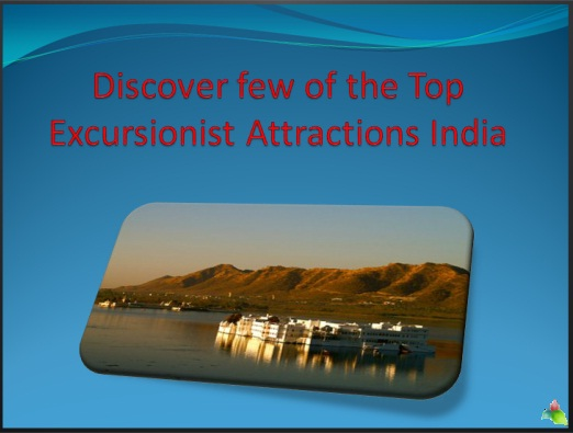 Top Travel Attractions in India
