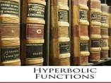 Hyperbolic Function 
