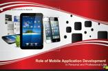 Role of Mobile Application Development in Personal and Professional life