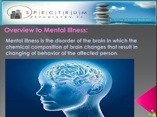 Diagnosis and treatment for mental illness of all ages