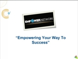 Empower Network  Empowering Your Way To Success