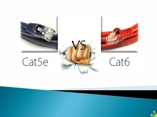 cat5e vs cat6