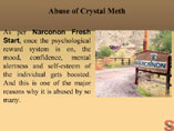 Narconon Fresh Start - Effects of Crystal Meth