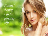 Natural Beauty tips for glowing-skin