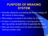 Auto Braking System