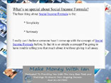 Social Income Formula Review