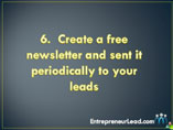 22 Ways to Promote your Business for Free