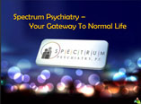 Spectrum Psychiatry – Your Gateway To Normal Life