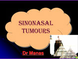 Tumors of the nose ppt by Dr Manas