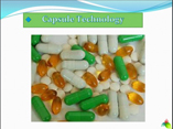 capsule technoly