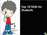 Top  10 Skills For Students