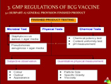BCG VACCINE