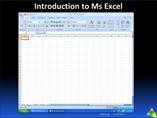learn ms excel