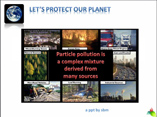 A ppt on modern Airpollutioncontrol Technologies