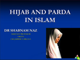 hijab and parda in islam