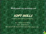 soff skills powerpoint presentation
