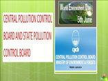 pollution control board