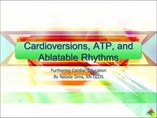 Atrial Arrhythmias