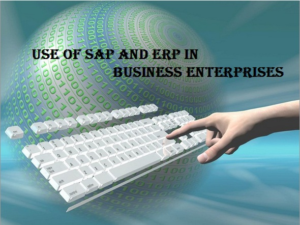 Use of SAP and ERP in Business Enterprises
