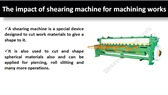 Different Types & Features of Shearing Machines - www.bhavyamachinetools.com
