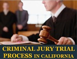 Criminal Jury Trial Process in California