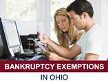 Bankruptcy Exemptions in Ohio