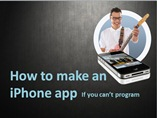 How to make an iPhone app